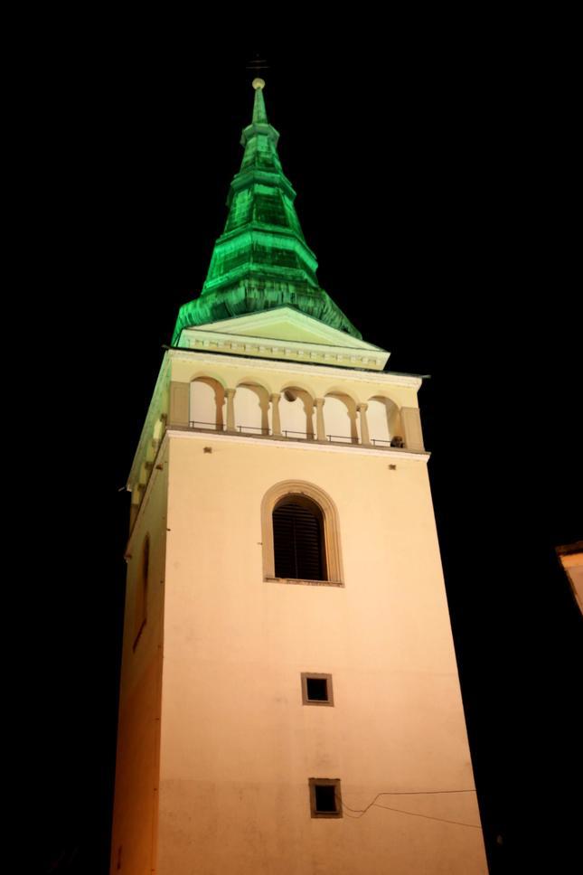 Žilinska kostolna veža