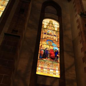 Kostolne okno