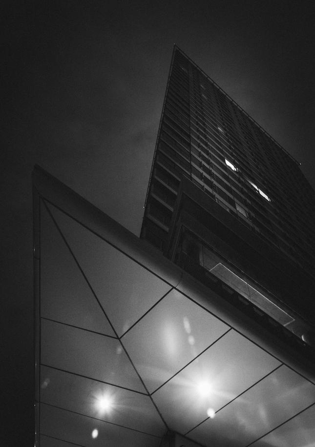 Night panorama....