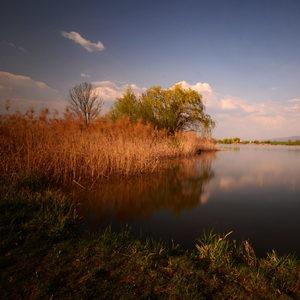 Pri rybníku, za dedinou