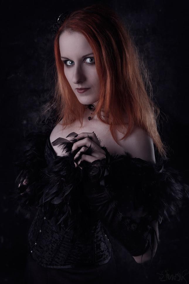 Raven Lady....