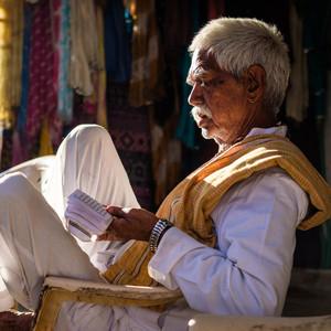Muz z Pushkaru