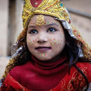 Krishna Girl