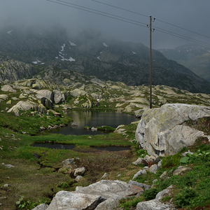 Švýcarské Alpy