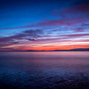 Sunset, Rossbeigh Beach