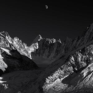 Mesiac a Ladovec