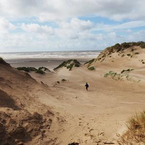 Cez duny k moru