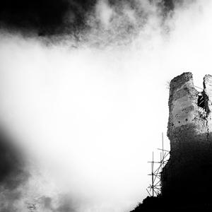 oprava hradu Zborov