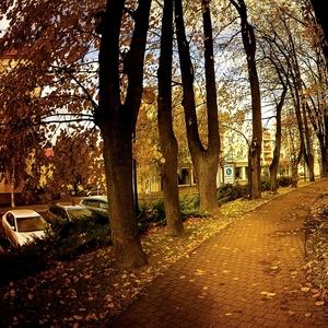 popradská jeseň