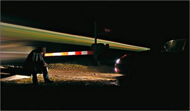 Čakanie na nočný vlak