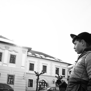 dieťa a ulica