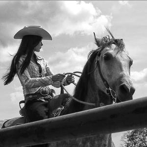 kráska a koník