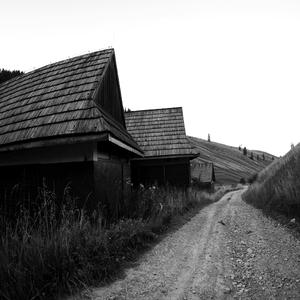 na konci dediny