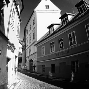 pražské zákutia