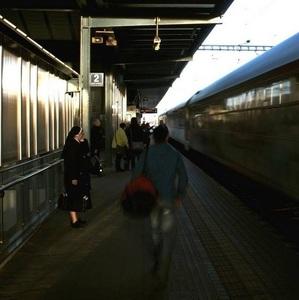 Príchod vlaku