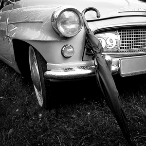 dědeček automobil