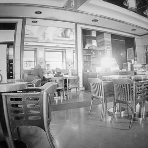 restaurace Slávia - Praha