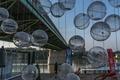 Bubliny pod mostom