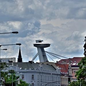 UFO z mesta