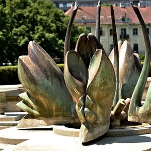 Bronzové labute
