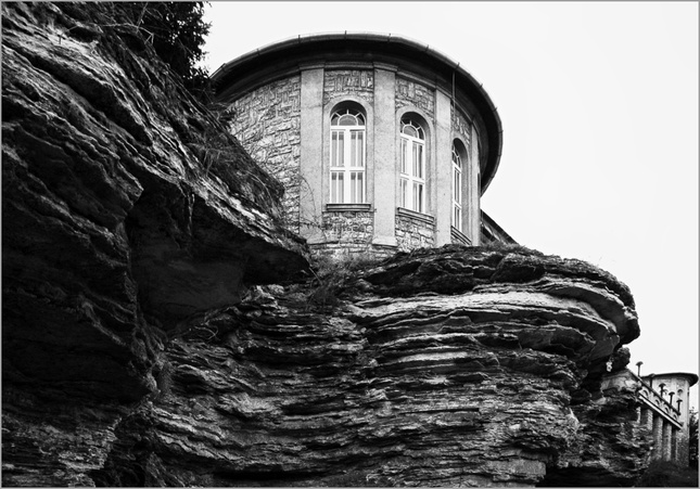 bývam na skale