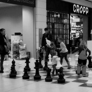 šach je ťažký (niekedy)