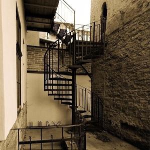 schody, schody, samé schody
