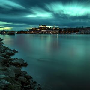 Long Exposure Bratislavy
