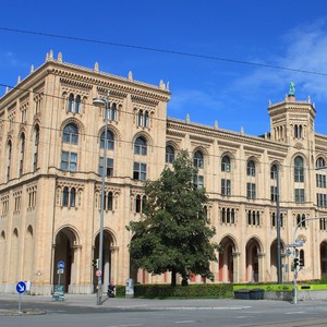 Metropola Bavorska