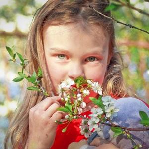 Jarná princezná