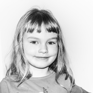 Detský úsmev
