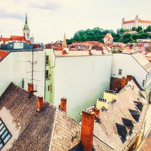 Bratislavské strechy