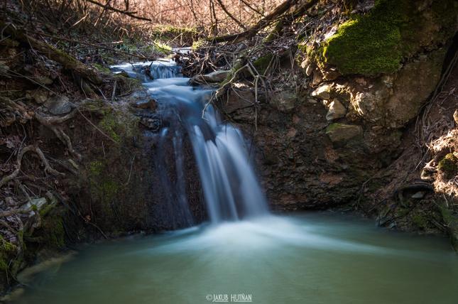 Jarný vodopádik. (1)