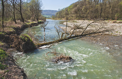Nevydržal a pohltila ho rieka.