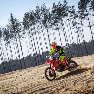 Moto tréning