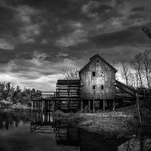 Vodny mlyn Jelka