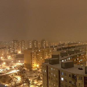 Panorama Petrzalky