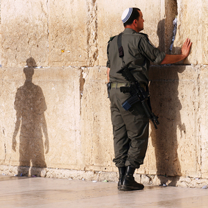 Před branou nebeského Jeruzaléma