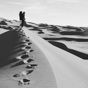 Pěšky napříč Saharou