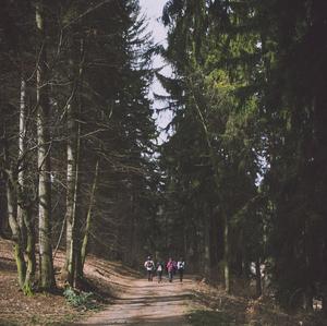 Na prechádzke