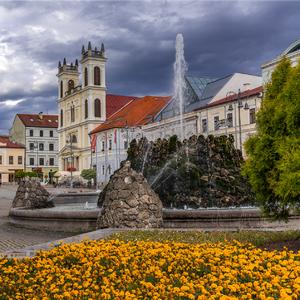 colours of Banska Bystrica