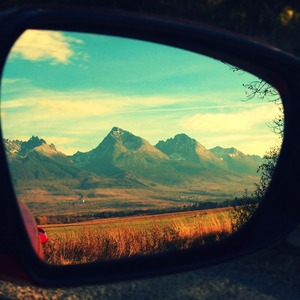 Gerlach v zrkadle