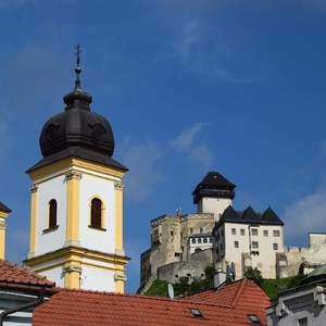 Kostol a hrad
