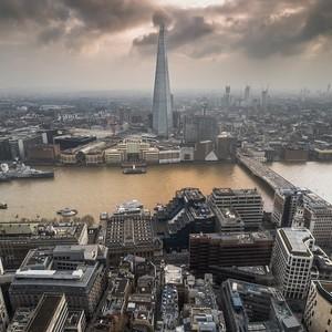 Mračná nad Londýnom