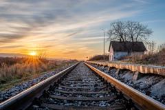 Stanica pustá, stanica tichá