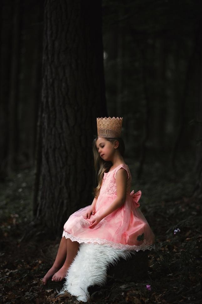 Princess of Dark forest