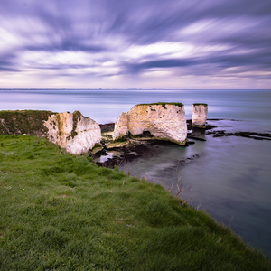 The old Harry rock
