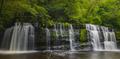 V krajine vodopadov