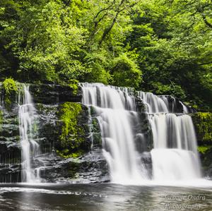 Krajina vodopadov Brecon Beacons
