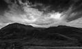 Mystery of Snowdonia B&W